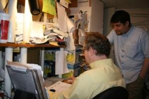 Leif Erlingsson intervjuad av Mohamed Omar 2009-05-06